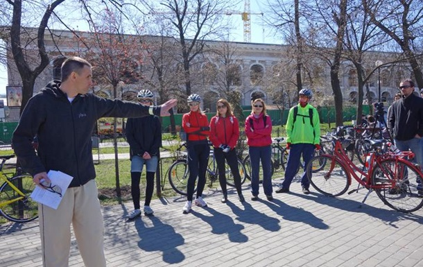 В Киеве открывают бесплатную велошколу
