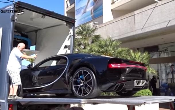 В Монако прибытие  самого быстрого авто  вызвало ажиотаж
