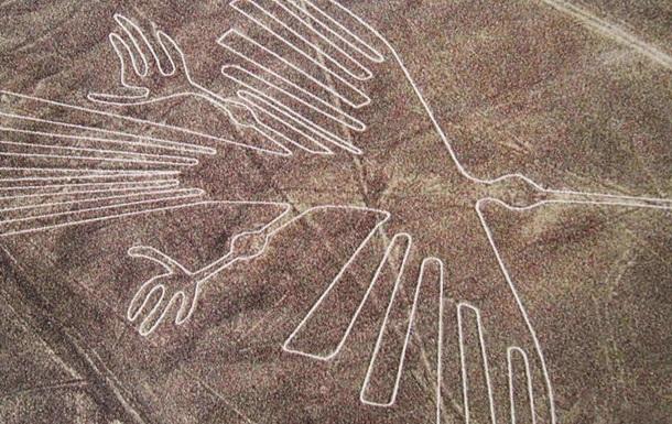 Перу геоглифы Наски