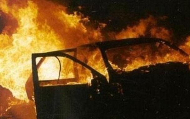 Полиция считает терактом взрыв авто на Херсонщине