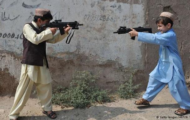 В Афганистане рекордное число жертв среди населения