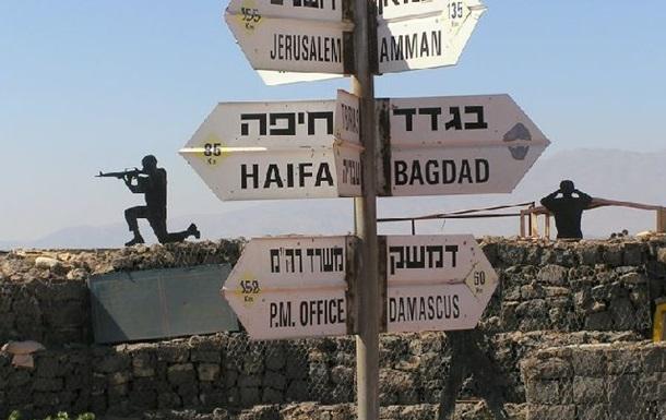 Нетаньяху: Голанские высоты навсегда останутся у Израиля