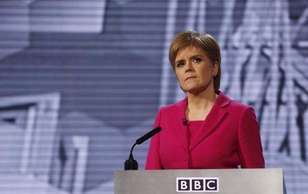 В Шотландии пригрозили референдумом, если Великобритания выйдет из ЕС