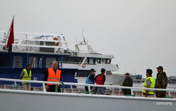 Более 400 мигрантов погибли в Средиземном море