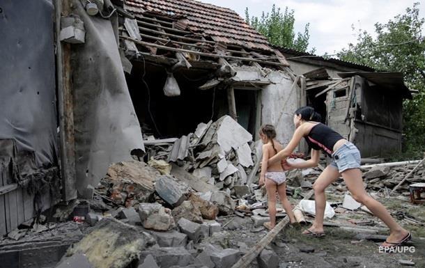 Министр по АТО против блокады Донбасса