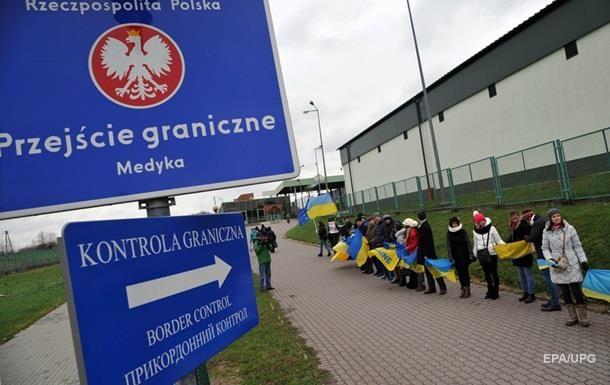 Польша депортировала группу украинских заробитчан