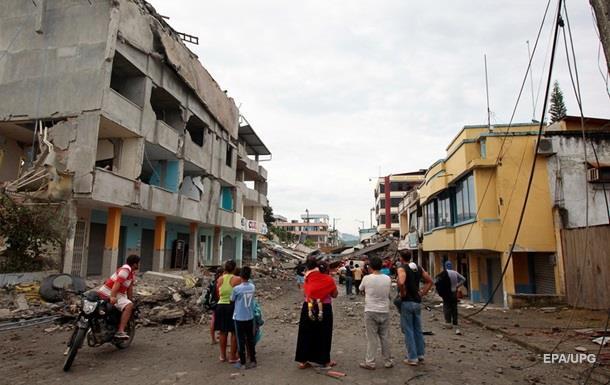 Число погибших в Эквадоре увеличилось до 413