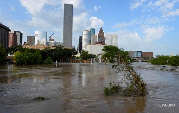 Хьюстон в штате Техас из-за наводнения объявлен зоной бедствия