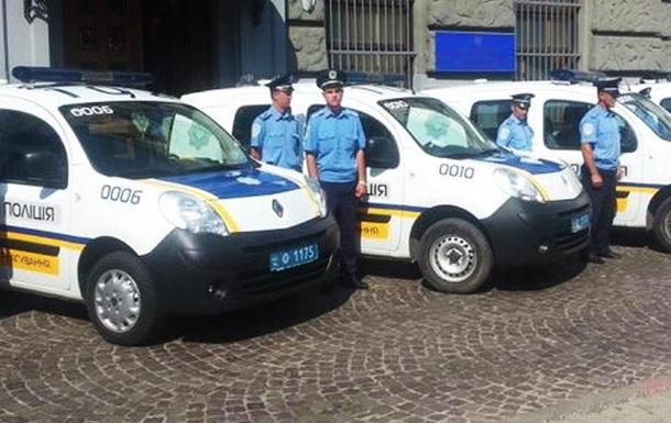 В Киеве полицейский патруль сбил женщину