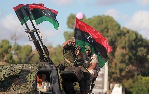 США ввели новые санкции против Ливии