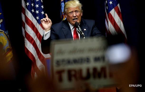 Праймериз в Нью-Йорке выиграл Трамп