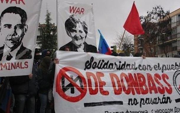 Шок для «свидомых»: Взгляд из Европы на войну в Донбассе