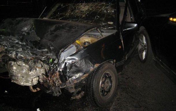 Массовое ДТП в Одессе: пострадали шесть человек