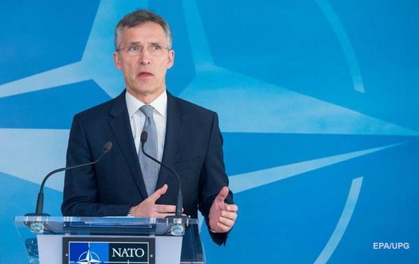 НАТО - России: В Украине нет гражданской войны