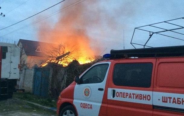 Пожар унес жизни шести детей на Одесчине