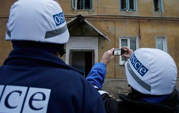 в ответ на гнев Донбасса ОБСЕ оправдывается за свое бездействие