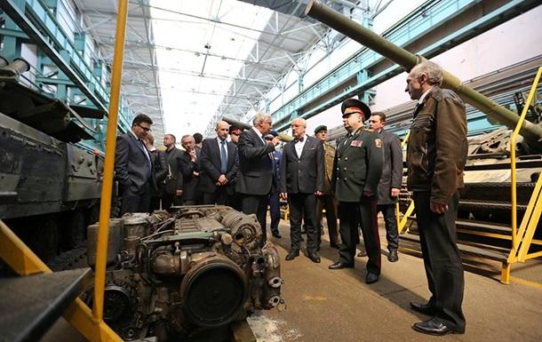 В Харькове разрабатывают новый двигатель для танков