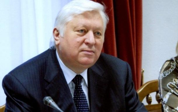 Киев остановил следствие по делу Пшонки