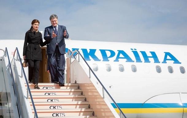 В АПУ сообщили, во сколько обошелся визит Порошенко в Японию