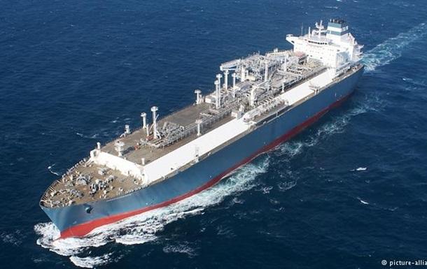 Первый танкер со сжиженным газом прибудет в Европу на днях