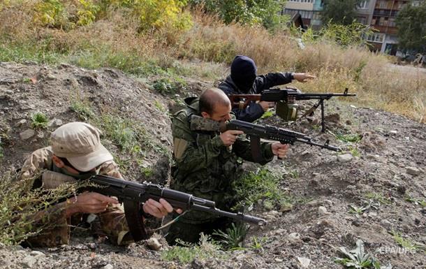Сутки в АТО: обстрелов все меньше