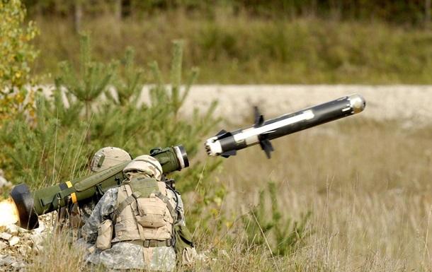 Украине предоставят противотанковые ракетные комплексы Javelin