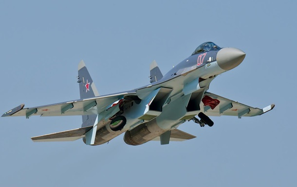 Авиация РФ обстреляла самолеты Израиля - СМИ