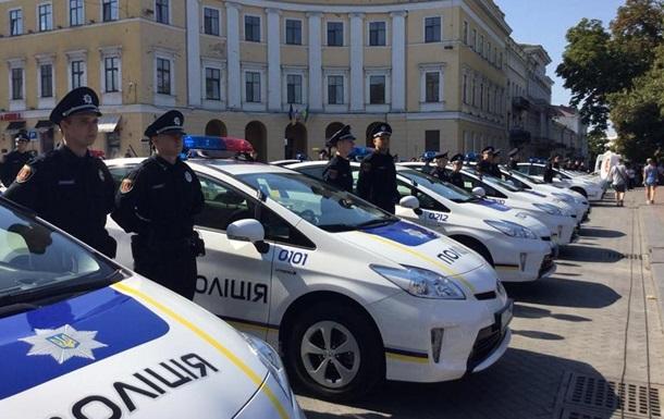 Полиция Украины пополнится группами прикрытия