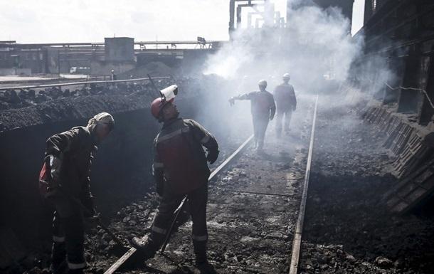 Метинвест может остановиться из-за остановки движения поездов в АТО