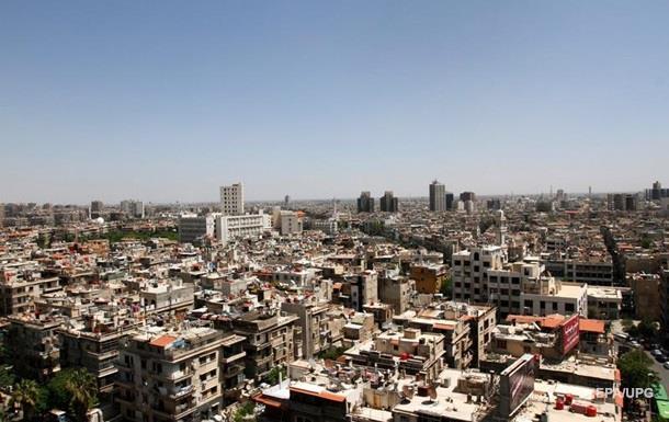 В Сирии разбился военный самолет - СМИ