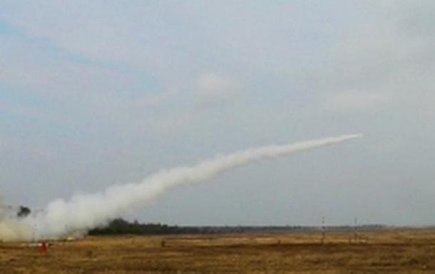 В Украине провели испытания тактической ракеты