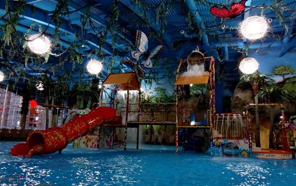 В столичном аквапарке утонул четырехлетний ребенок
