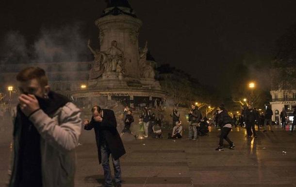 Заворушення в Парижі: заарештовано 12 осіб