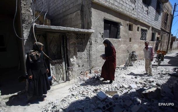 Активисты: в ходе авиаударов в Сирии погибли мирные жители