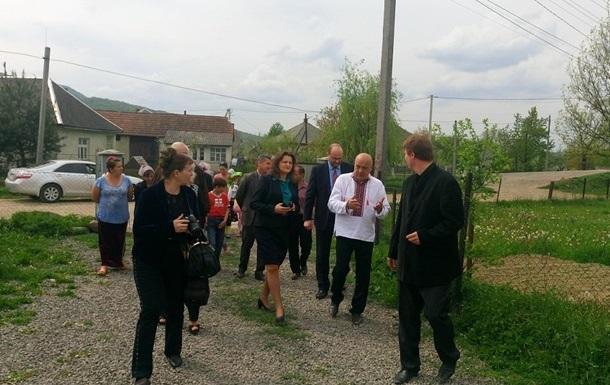 На Закарпатье откроют Консульство Румынии