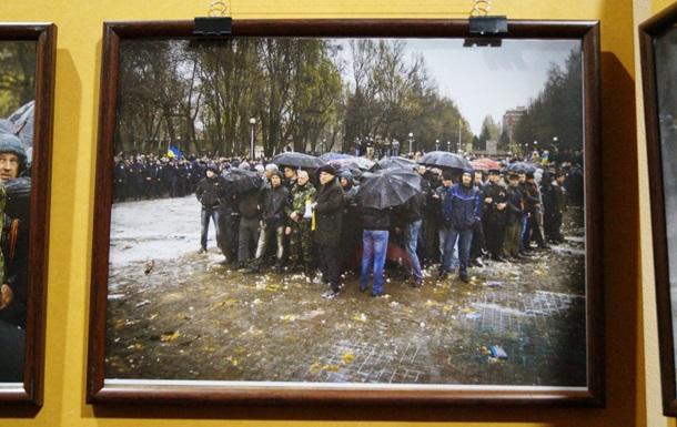 В Запорожье отметили провал  русской весны