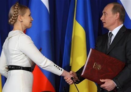 Надежа для Путина и Савченко для Батькивщины
