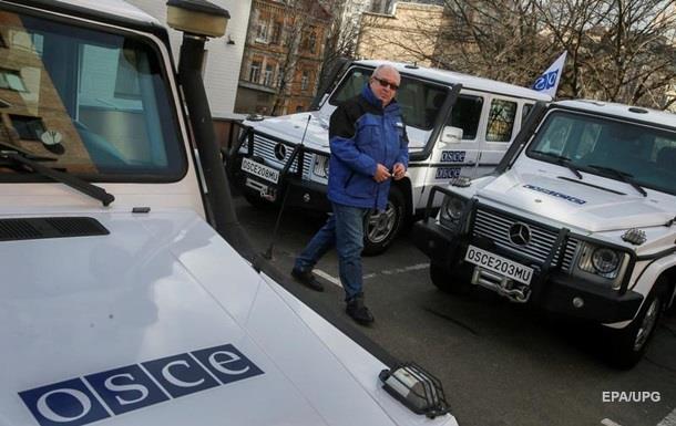 Полиция ОБСЕ на Донбассе
