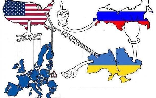В споре  проиграла Россия американцам Украину или нет  - пока проиграла Украина