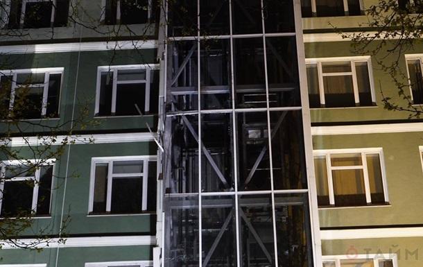 Взрыв произошел в одном из банков Одессы