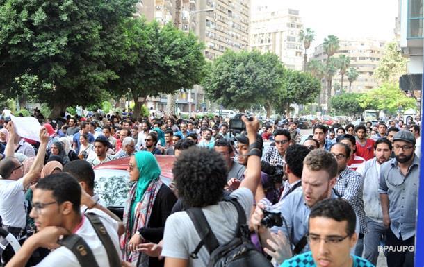 В Египте протесты против передачи островов Саудовской Аравии