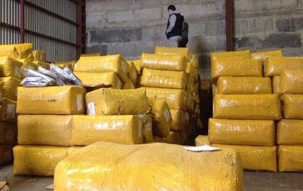 В Украине перекрыли канал поставки амфетамина из Китая