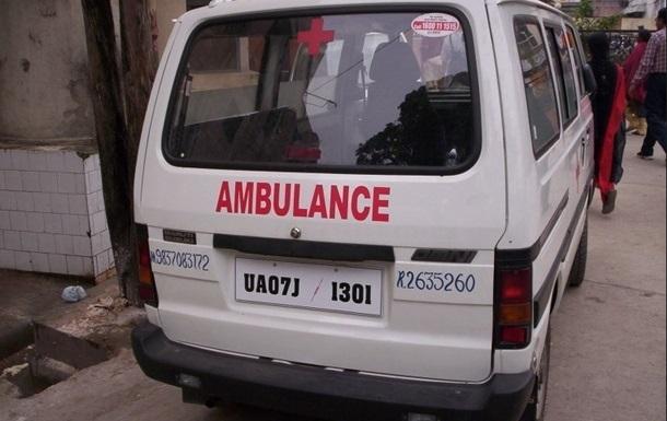 ДТП с авторикшей в Индии: 11 погибших
