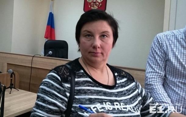 В РФ мать-одиночку приговорили к работам за репост о Донбассе