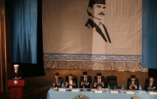 Киев требует отменить  юридически ничтожный  запрет Меджлиса