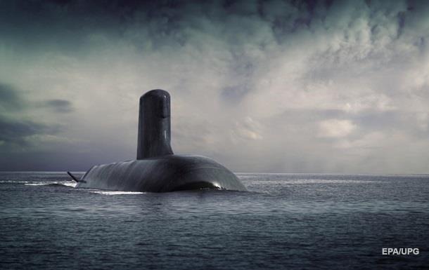 Австралія озброїться французькими підводними човнами