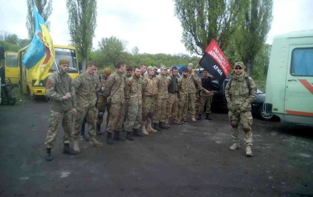 Ярош мобилизует бойцов из-за возможных  провокаций  в Одессе