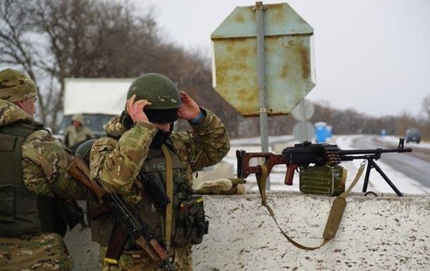 НаКПВВ под Еленовкой подорвались два авто: четверо погибших