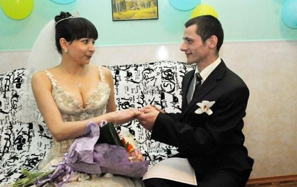 В Качановской колонии пожизненно осужденная вышла замуж