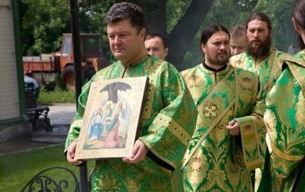 Церковные аферисты против канонов